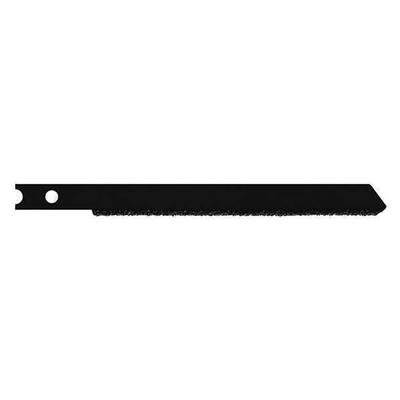 Carbide Grit Jigsaw Blade, 3- 5/8 In.