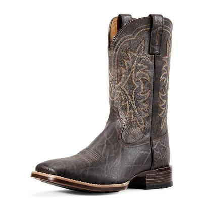 Ariat Men's Chocolate Elephant Print Ryden Ultra Boots
