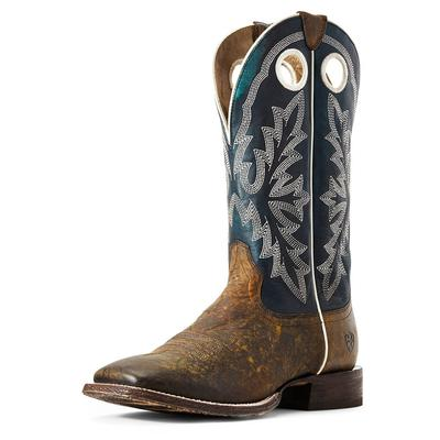 Ariat Men's Woodsmoke Circuit Champ Boots