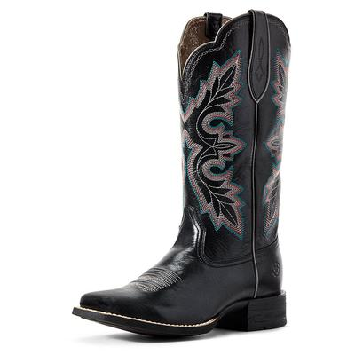 Ariat Women's Jackal Black Breakout Boots