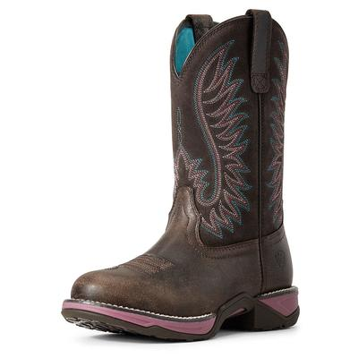 Ariat Women's Acorn Anthem Round Toe Work Boots
