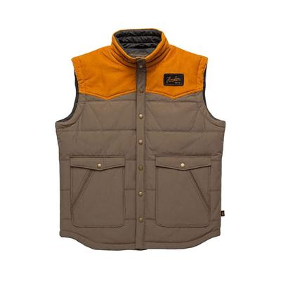 Howler Brothers Men's Morel Rust Rounder Vest