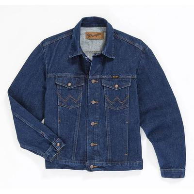 Wrangler Men's Unlined Prewash Denim Jacket
