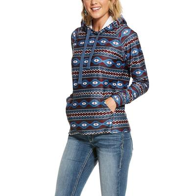 Ariat Women's Long Sleeve Conquest Hoodie