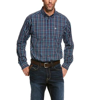Ariat Men's Long Sleeve Tafton Pro Series Shirt