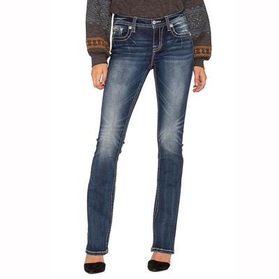 Miss Me Women's Mid Rise Jeans