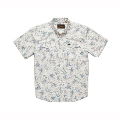 Howler Brothers Men's Short Sleeve H Bar Snap Shirt