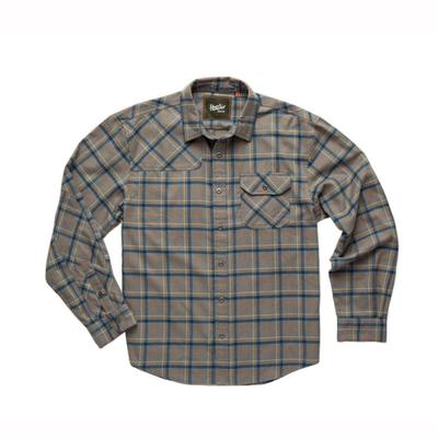 Howler Brothers Long Sleeve Harker's Flannel Shirt