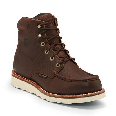 Chippewa Men's Edge Walker Moc Toe Lace Up Boots