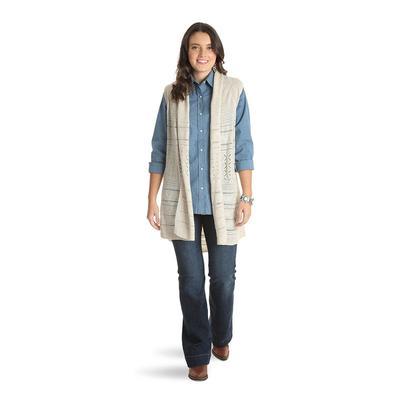 Wrangler Women's Sweater Vest