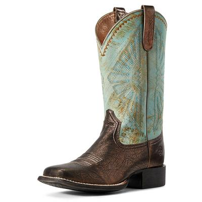 Ariat Women's Performance Round Up Rio Boots