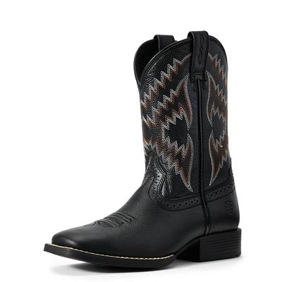Ariat Kids Western Tycoon Boots