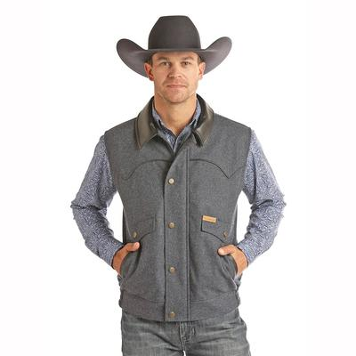Panhandle Slim Men's Holbrook Wool Vest