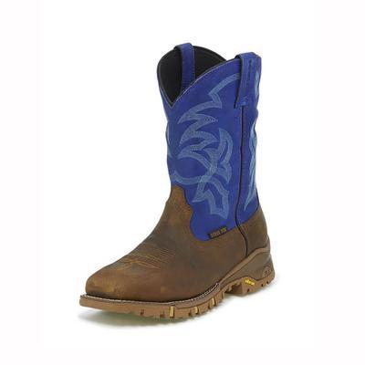 Tony Lama Men's Roustabout Waterproof Work Boots