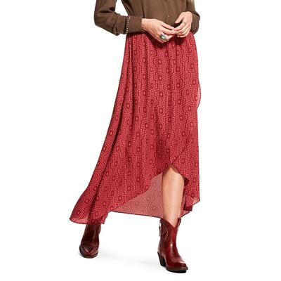Ariat Women's Maxi Borderline Skirt