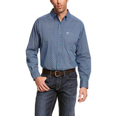 Ariat Men's Long Sleeve Balkman Casual Series Shirt