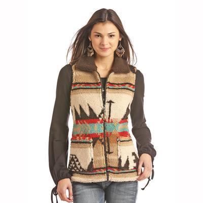 Panhandle Slim Women's Sherpa Vest