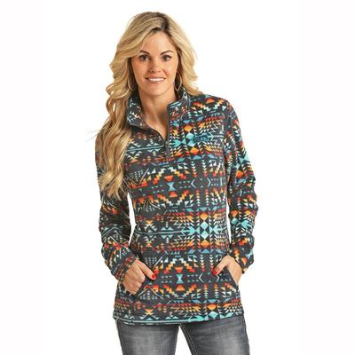 Panhandle Slim Women's Aztec Performance Pullover
