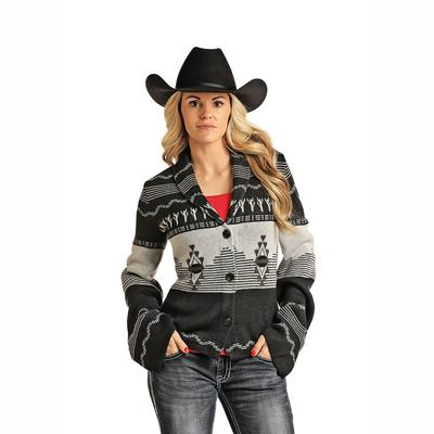 Panhandle Slim Women's Button Sweater