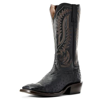 Ariat Men's Showman Quill Ostrich Boots