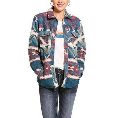 Ariat Women's Real Shacket Shirt Jacket