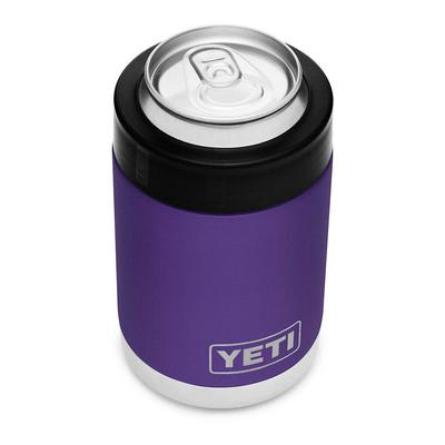 Yeti Peak Purple Rambler Colster