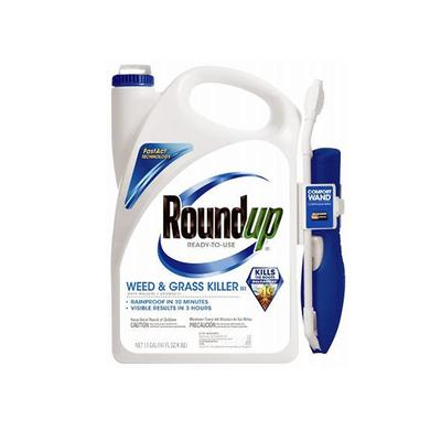 1.1 Gallon Round Up Weed and Grass Killer