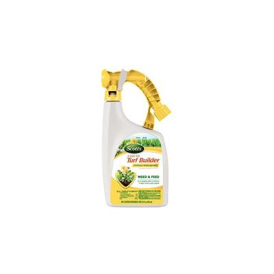 Liquid Turf Builder Plus 2 Weed Control, 1-Qt.