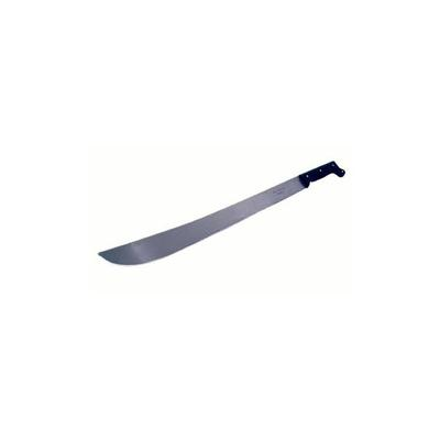 Machete, Tempered Steel With Rubber Handle, 22-In.