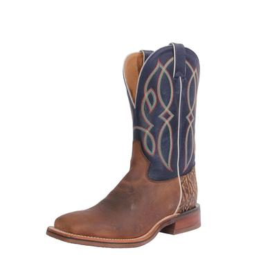 Tony Lama Men's Americana Square Toe Boots