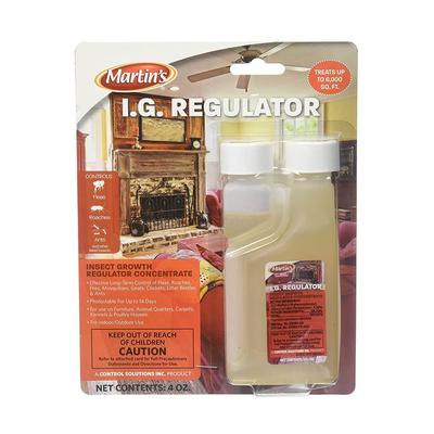 Martin's: I-G-Regulator 4 Oz.