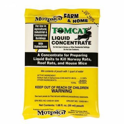 Tomcat Liquid Conc. 8Pk