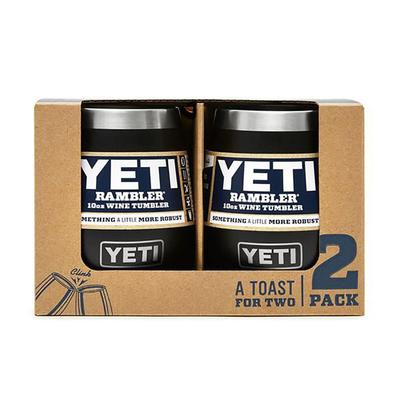 YETI 10 oz 2 Pack Wine Rambler