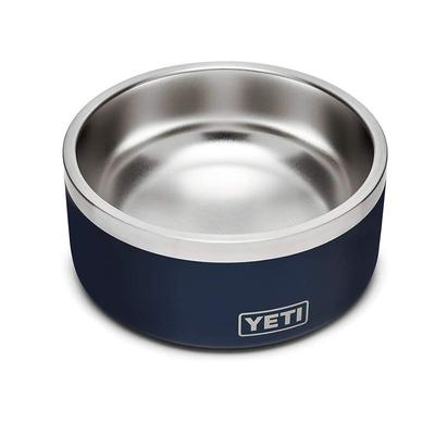 YETI Boomer Dog Bowl NAVY