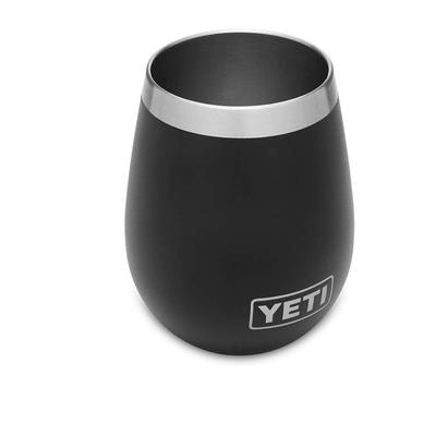 YETI 10 oz Black Wine Rambler