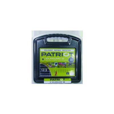 Tru-Test Patriot Solarguard 50 Fence Energizer