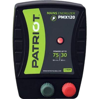 Tru-Test Black Patriot Pmx120 Energizer (ac) 1.2j Output
