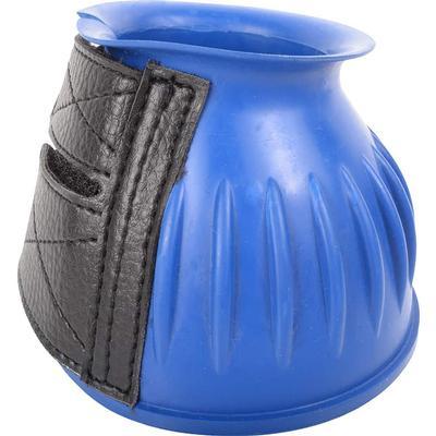 Cashel Rubber Bell Boots BLU