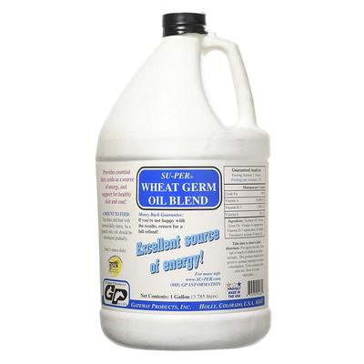 SU-PER Wheatgerm Oil Gallon