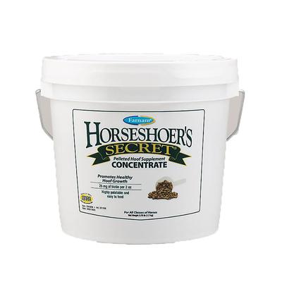 3 3/4 LB. HORSESHOERS SECRET