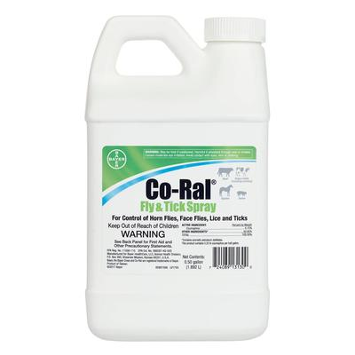 Co-Ral Fly & Tick Spray (1/2 Gallon)