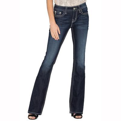 Miss Me Women's Chloe Boot Cut Jeans