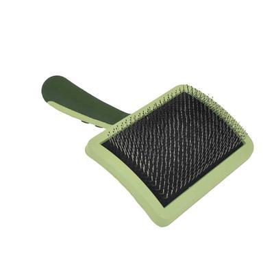 Curved Firm Slicker Dog Brush