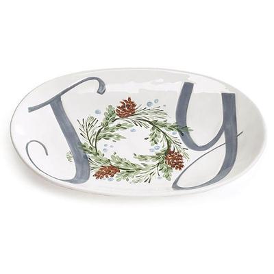 Joy Oval Platter