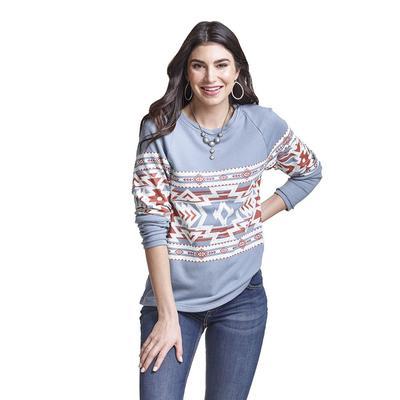 Wrangler Women's Raglan Sweatshirt