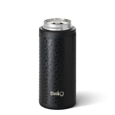 Swig Dragon Glass 12oz Skinny Can Cooler
