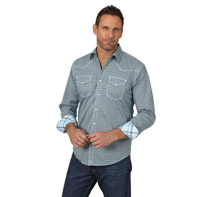 Wrangler Men's Long Sleeve 20X Competition Shirt