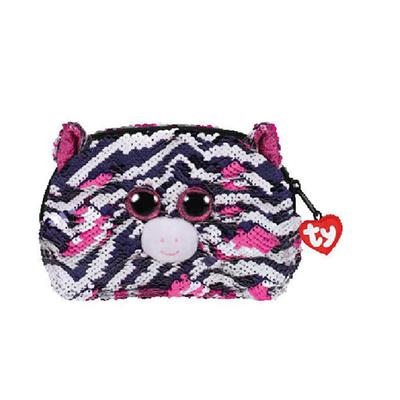 Zoey Reversible Sequin Accessory Bag