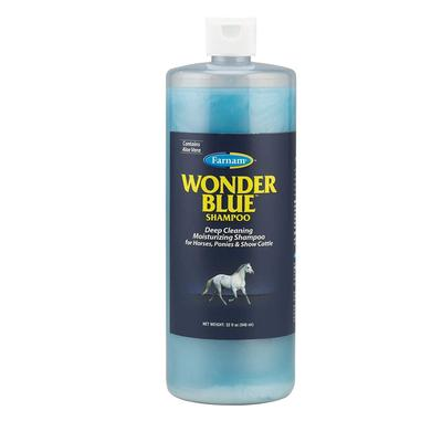 Wonder Blue Deep Cleaning and Moisturizing Shampoo
