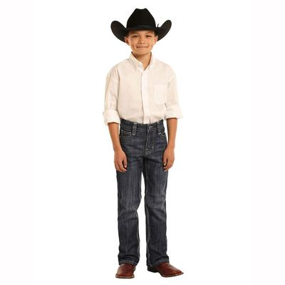 Panhandle Slim Boy's Bootcut Jeans